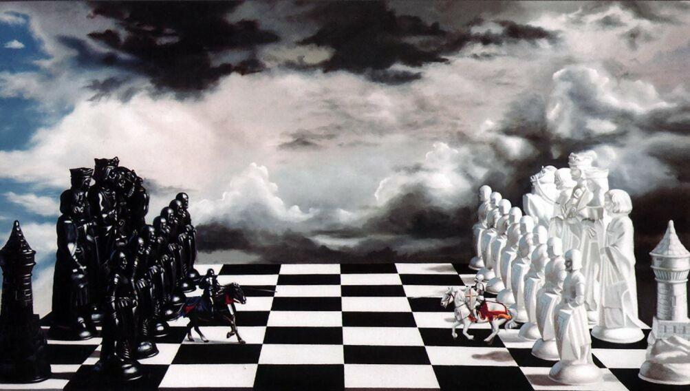У нас есть только иллюзия выбора. Станислав Милевич
